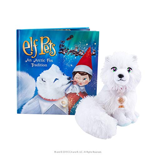 The Elf on the Shelf Elf Pets®: An Arctic Fox Tradition | Christmas Toys, Ideas, Props and Accessories from Official Santa Amazon Store