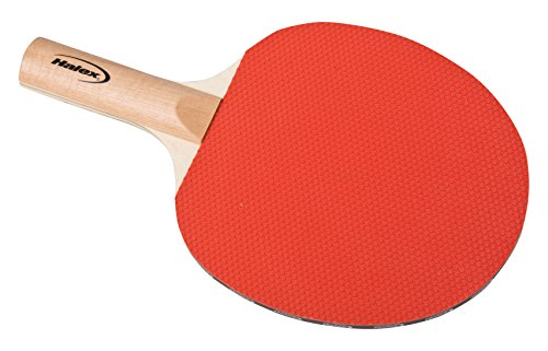 Halex Velocity 1.0 Table Tennis Paddle, Medium