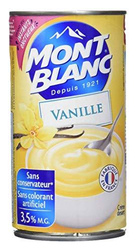 Mont Blanc Dessert Vanillecreme 4.3kg (Lot von 2)