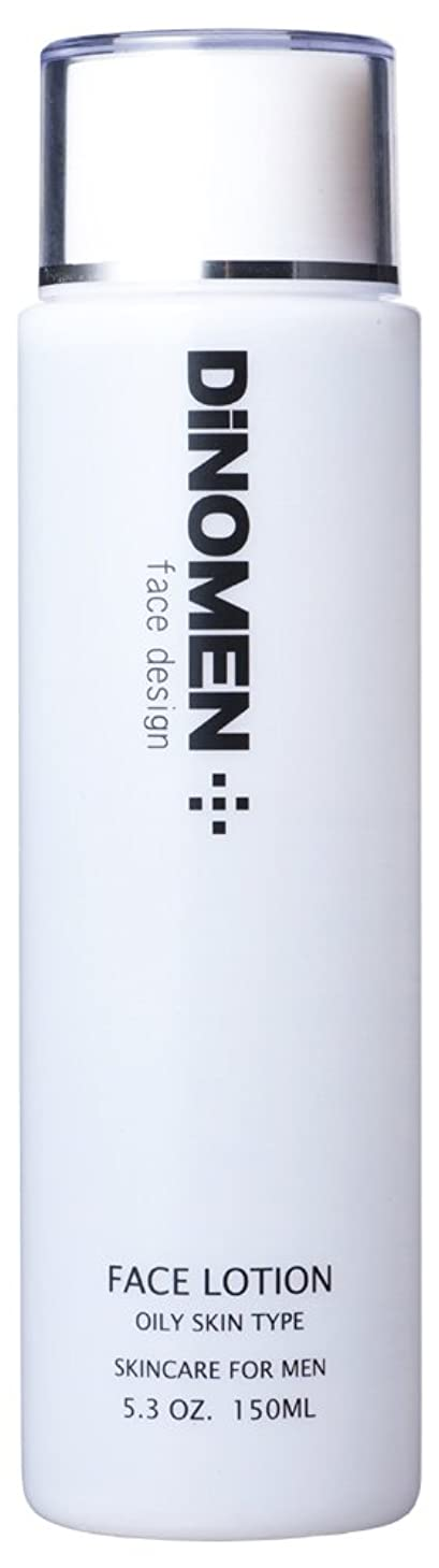 性格モザイクアルバニーDiNOMEN フェイスローション オイリー (脂性肌用) 150ml 化粧水 男性化粧品