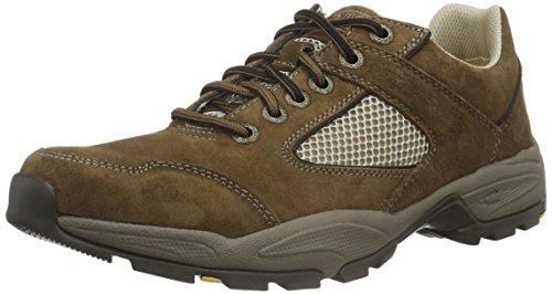 camel active camel active Evolution 11, Herren Oxford Sneakers, Braun (timber), 40.5 EU (7 Herren UK)