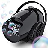 Product Image of the Hicober Automatic Bubble Machine for Kids, Portable Professional Bubble Machine...