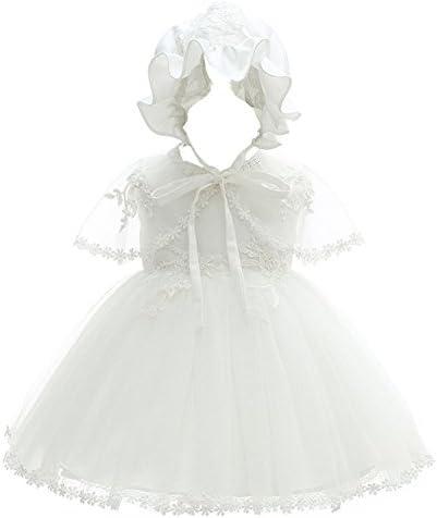 Coozy Baby Girl Christening Dress Princess Party Wedding Dress Baptism Growns Dresses 3Pcs Set product image
