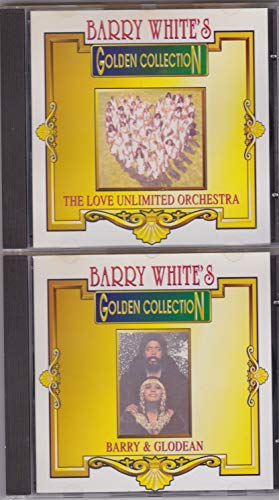 Golden Collection by Barry White (1998-01-27)