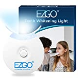 EZGO Teeth Whitening LED Accelerator Lights, 5 X LED Light Whiten Teeth Faster, Works with Tooth Whitening Gel, Whitening Trays or White Strips