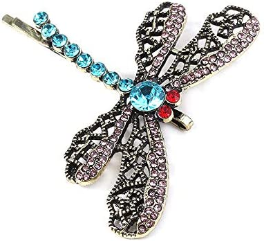 Coraline dragonfly hair clip _image3