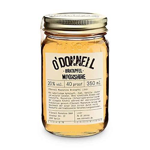 O'donnell Moonshine - Bratapfel 350 ml
