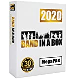 Band-in-a-Box 2020 MegaPAK [Mac USB Flash Drive] - Create your own backing tracks