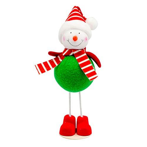 DFVVR 2020 Año Nuevo Navidad Familia Hecho a Mano Colgante Regalo Decoración Navidad Navidad Adornos Navidad Decoración Fiesta Regalo para Interior Exterior