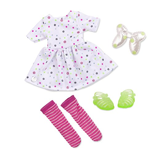 Glitter Girls by Battat - Bubbly & Shiny Outfit -14' Doll Clothes - Toys, Clothes & Accessories For Girls 3-Year-Old & Up