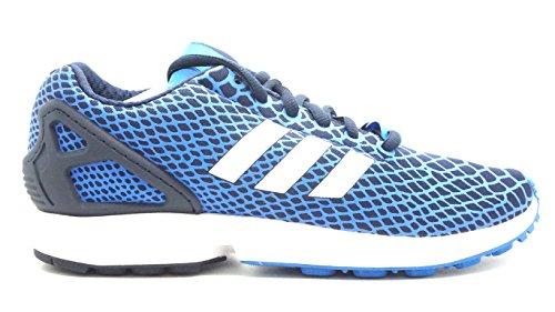 adidas Originals Zx Flux tenis para hombre, (Azul marino/azul marino/blanco), 42 EU