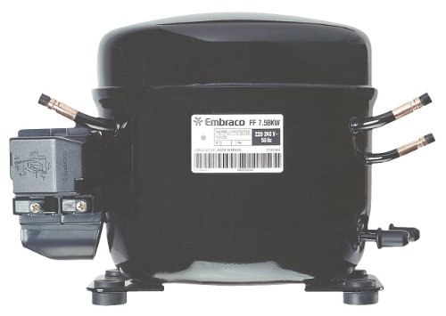 Embraco FFI12HBX1 Replacement Refrigeration Compressor 1/3 HP R-134A R134A 115 Volt