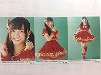 NMB48 薮下柊 写真 B.L.T.2015 12 GREEN 3枚 N-1096