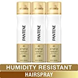 Best Pantene Anti Humidity Hairsprays - Pantene Hairspray, Smooth & Soft Finish, Pro-V Level Review