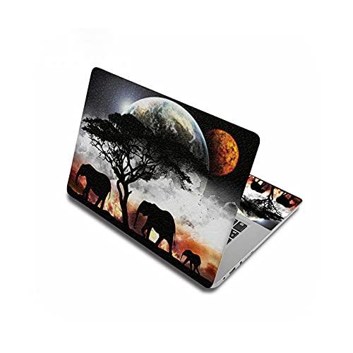 15.6 17 14 13 11 12 portátil vinilo adhesivo ordenador portátil Skin cubierta para Samsung Lenovo//HP/Air-laptop piel 5-17 pulgadas