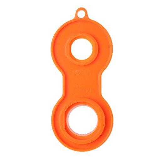 Hoxin - Chiave per aeratore in plastica, per riparare oggetti sanitari