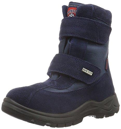 Naturino Unisex-Kinder Barents. Schneestiefel, Blau (Blau_9103), 28