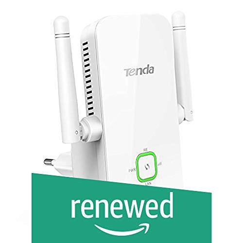 (Renewed) Tenda A301 Wireless N300 Universal Range Extender