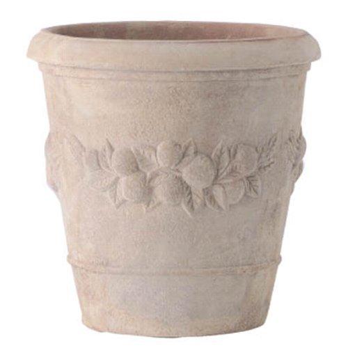 アンティーク調・テラコッタ鉢 モンテガロ アンティコ 25cm 植木鉢
