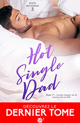 Hot Single dad: Book Boyfriend, T3 par [Claire Kingsley, Nolwenn Potin]