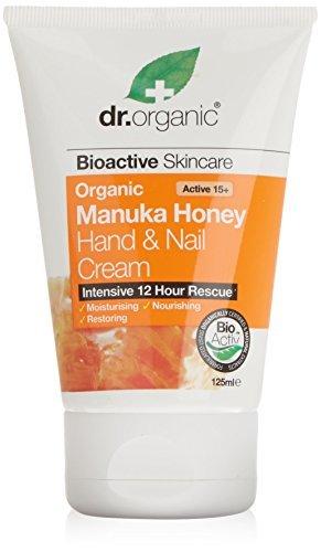 Organic Doctor Manuka Honey Hand and Nail Cream 4.2 oz by Dr Organic