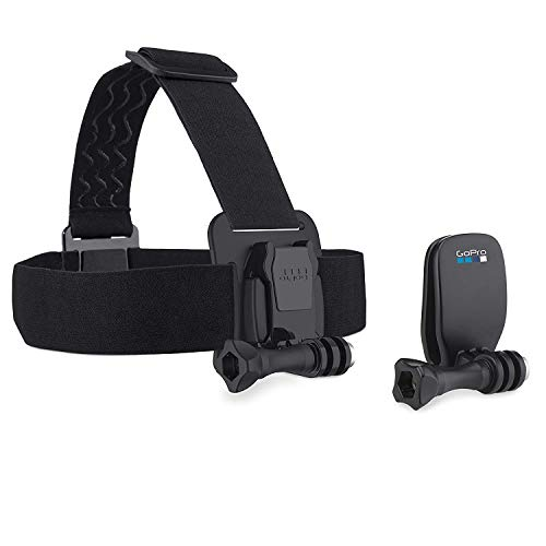 GoPro Head Strap + QuickClip (All GoPro Cameras) - Official GoPro...