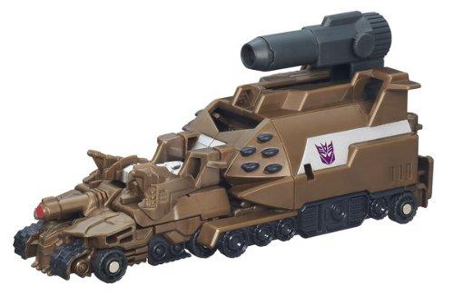 Hasbro – 37676 – Transformers – Bot Shots Battle Game – Megaton et Lanceur (Import Royaume Uni)