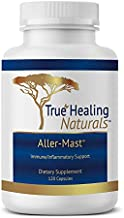 True Health Naturals - Aller-Mast - Immune & Inflammatory Support - Calms Inflammatory Response from Allergies & Mast Cell Activation - 120 Capsules