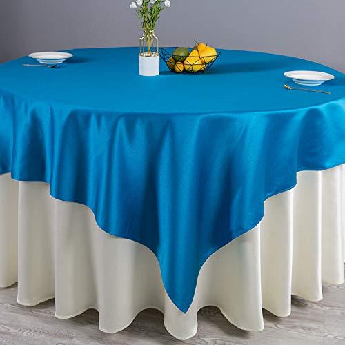 sans_marque Paño de mesa, utilizado para la cubierta de la tabla, paño de tabla rectangular impermeable, paño de mesa, paño de mesa de la cocina Círculo 2.8CM