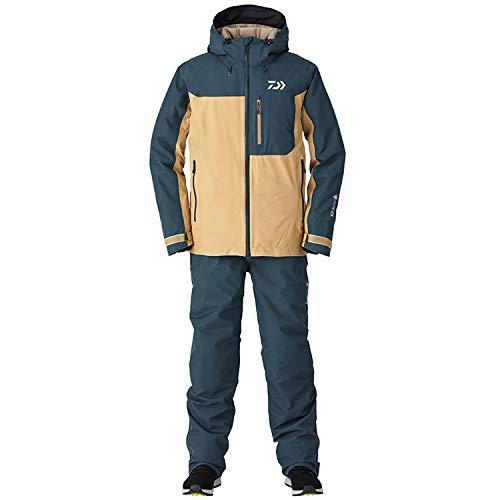 ダイワ(DAIWA) 防寒ウェア ゴアテックス プロダクト ウィンタースーツ ブラウン 2XL DW-1920