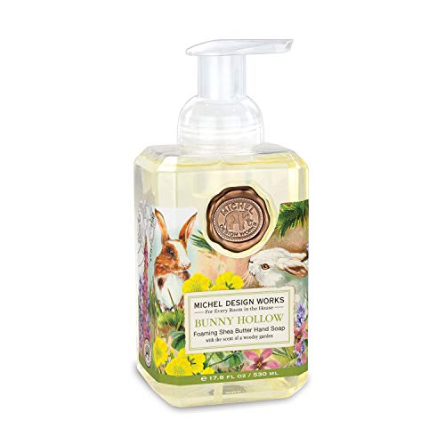 Michel Design Works Foaming Hand Soap, Bunny Hollow