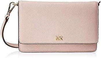 Michael Kors Pebble Leather Phone Crossbody Women's Wallet