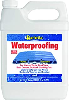 AMRS-81900 * Starbrite Fabric Waterproofing with PTEF - 1 Gallon