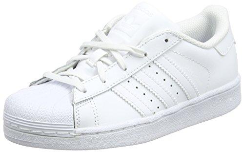 adidas Originals Superstar, Zapatillas Unisex Niños, Blanco...