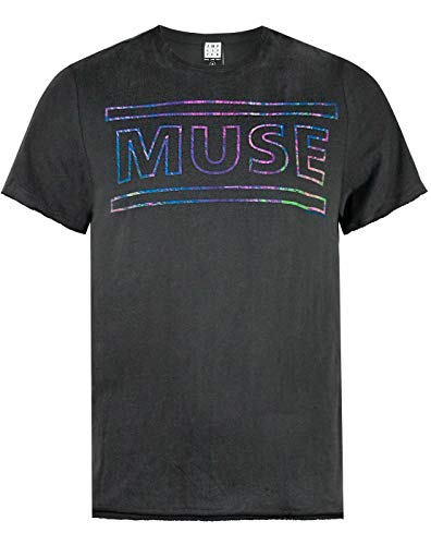 Amplified shirt The Muse Rainbow Logo