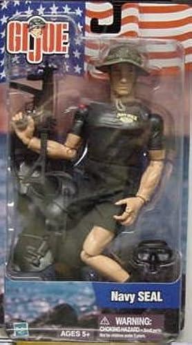 12 GI Joe Navy Seal 2002 by G. I. Joe