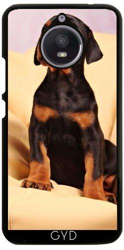Custodia per Motorola Moto E4 Plus - Cane Doberman...