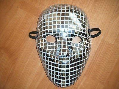 WRESTLING MASKS UK Disco Ball - Hollywood Undead Maske W.Elastischer Band