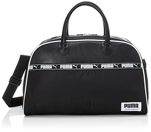 PUMA Campus Grip Bag Bolsa Deporte, Unisex Adulto, Black, OSFA