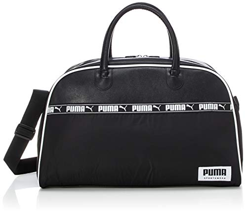 PUMA Campus Grip Bag Bolsa Deporte, Unisex Adulto, Black, OS