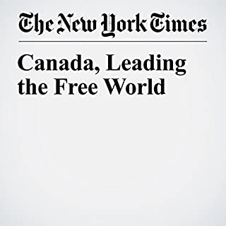 Canada, Leading the Free World cover art