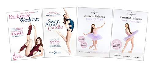 Ballet Beautiful Workout DVD 4 P...