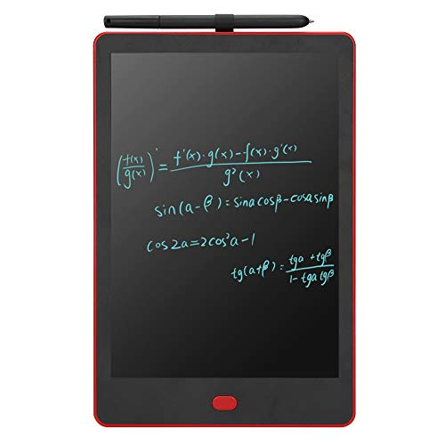 DAUERHAFT Almohadilla de Dibujo Digital reescrita, Tableta de Escritura LCD, para Trabajos en casa, Escuela, Oficina, Pizarra para Cada Pintor Aficionado o Profesional