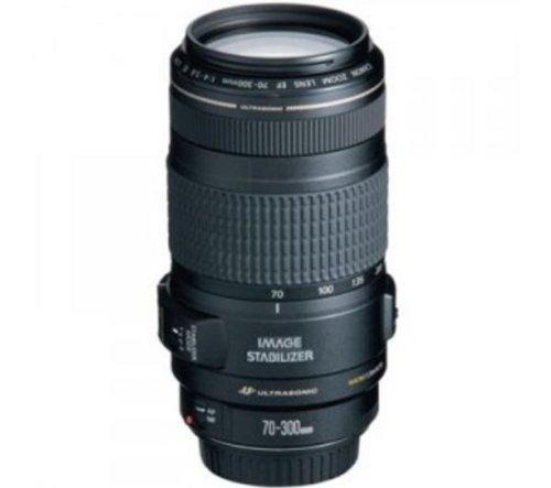 CANON Obiettivo EF 70-300 mm f/4-5.6 IS USM