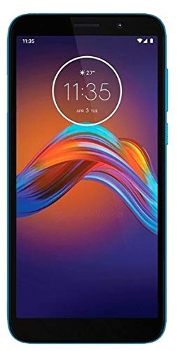 Motorola Moto E6 Play XT2029-1 32GB Unlocked GSM Dual SIM Phone w/ 13MP Camera - Ocean Blue