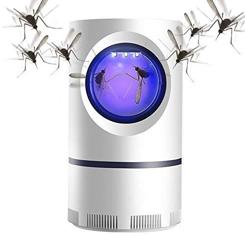 DLOGG Mosquito Killer Lámpara LED Sin radiación Baja tensión Mosquito Trampa Fotocatalítica USB Tipo de entorno Luz Luz ultravioleta Tienda portátil Luz Linterna Camping Insecto Trampa de insectos Ran