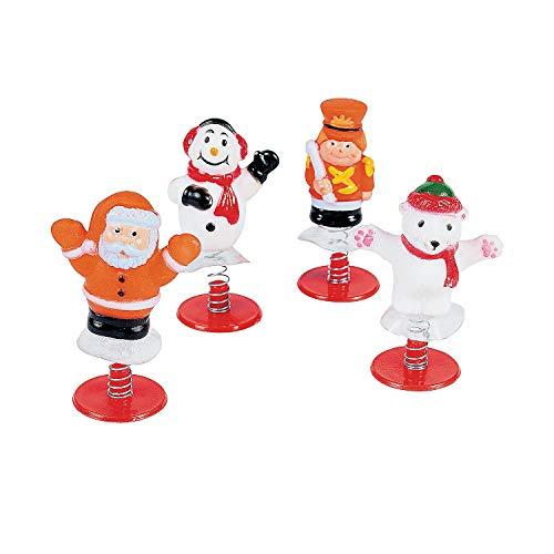 Fun Express Holiday Pop Ups (Set of 24) Christmas Toys