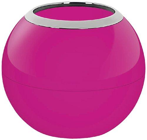 Spirella Zahnputzbecher Zahnbürstenhalter Bowl 8,5x10,5 cm Pink