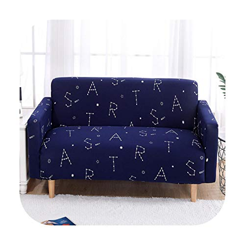 sofacover Elastic Cover Stretch Sofa Cover for Living Room Sectional Sofa Cover L Shape Single/Two/Three/Four-Seater Armchair Cover-24-4-Seater 235-300 cm