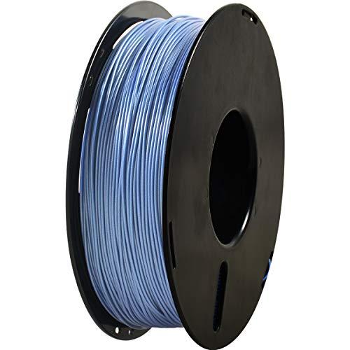 DERUC GEEETECH PLA filament 1.75mm Sparky Blue, 3D Drucker Filament PLA 1kg Spool